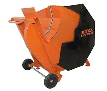 ATIKA BWS 700 N 400V Brennholzsäge Wippkreissäge Wippsäge Holzsäge Kreissäge *NEU* - 2